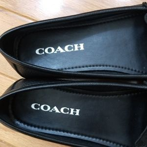 Coach Shoes - Coach Fredrica loafers size 7